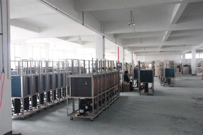 工业机生产线